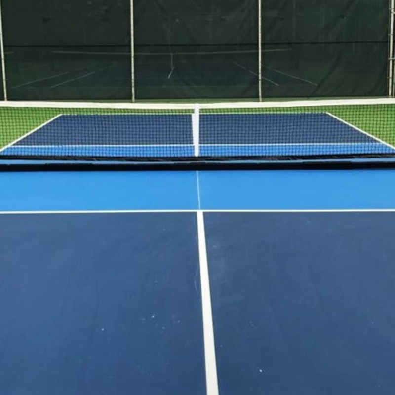 Vancouver Pickleball Club Surfacing