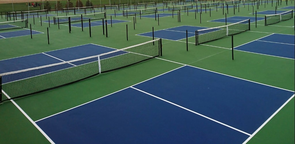 Central Alberta Pickleball Facility