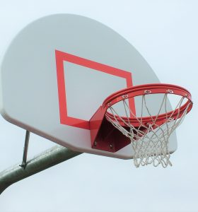 Basketball Pole System Parks Canada