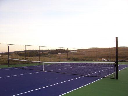 Sports Court Prairie