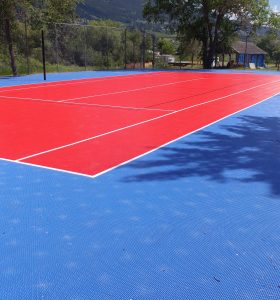 Tile Sports Courts BC