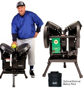 Softball Throwing Machines