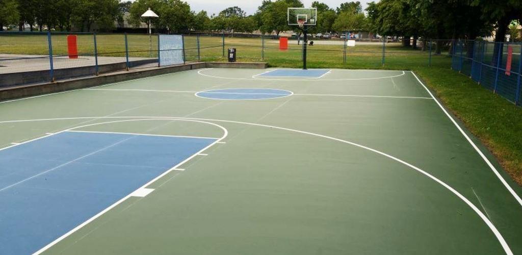 Basketball Court Resurfacing Victoria