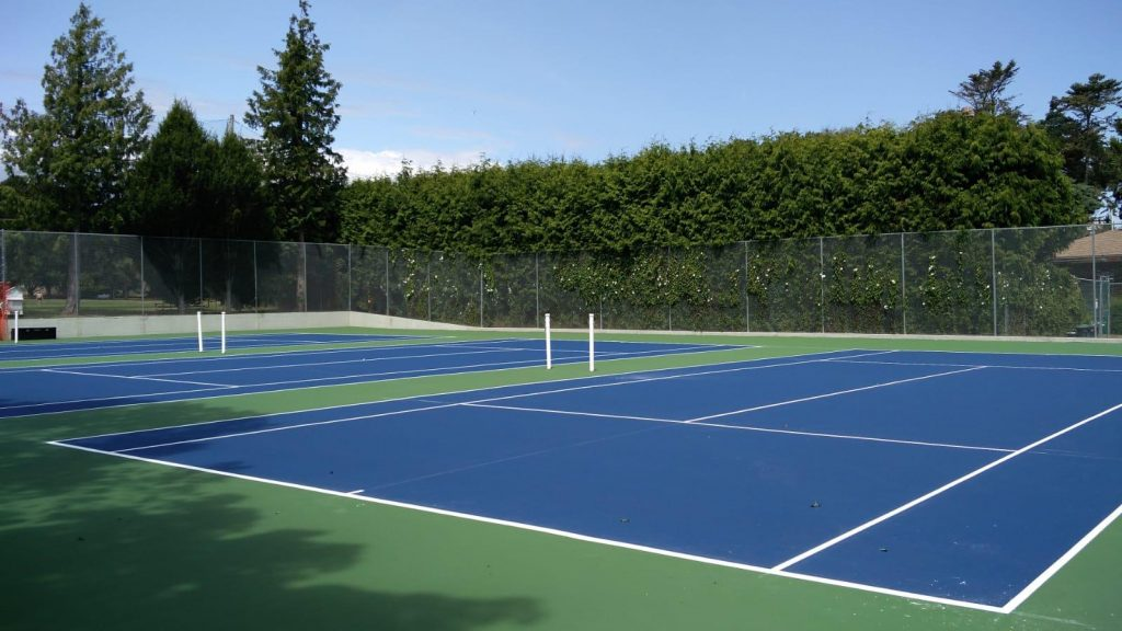 Tennis Court Painting Victoria