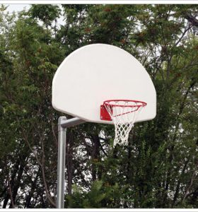 Straight Arm Basketball System