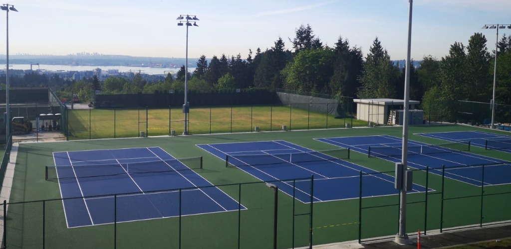West Vancouver Tennis Courts