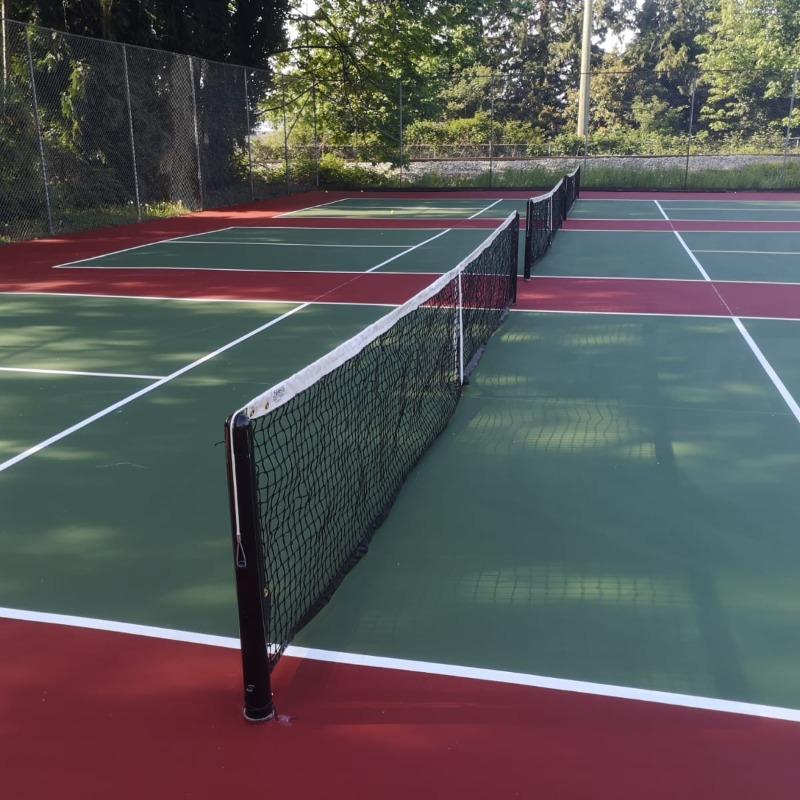 Vancouver Pickleball Court Resurfacing