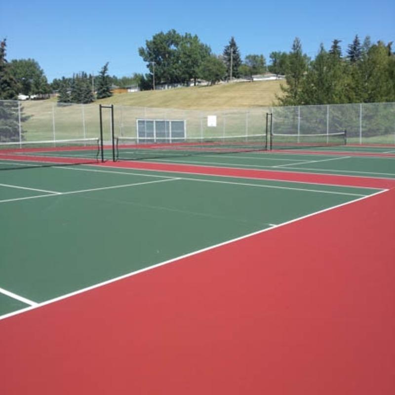 Calgary Tennis Facility