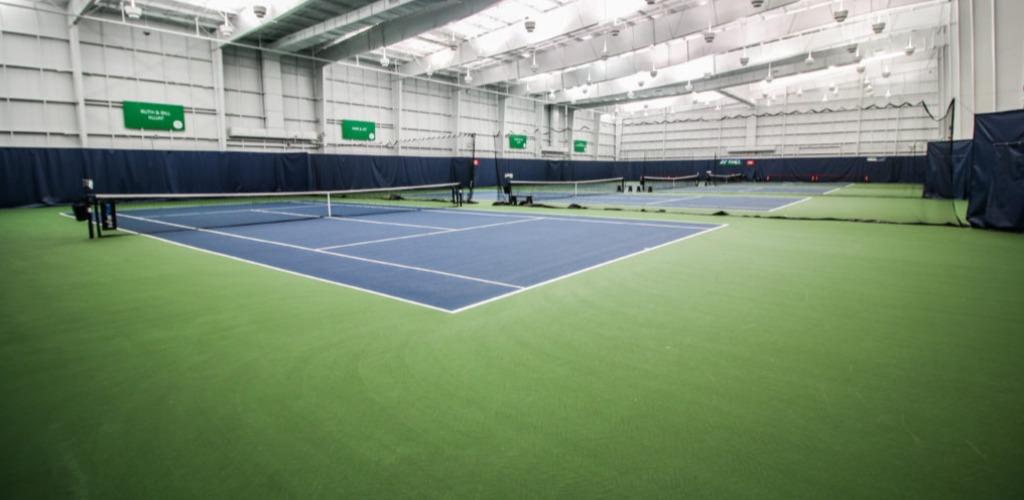 Indoor Tennis Facility Canada