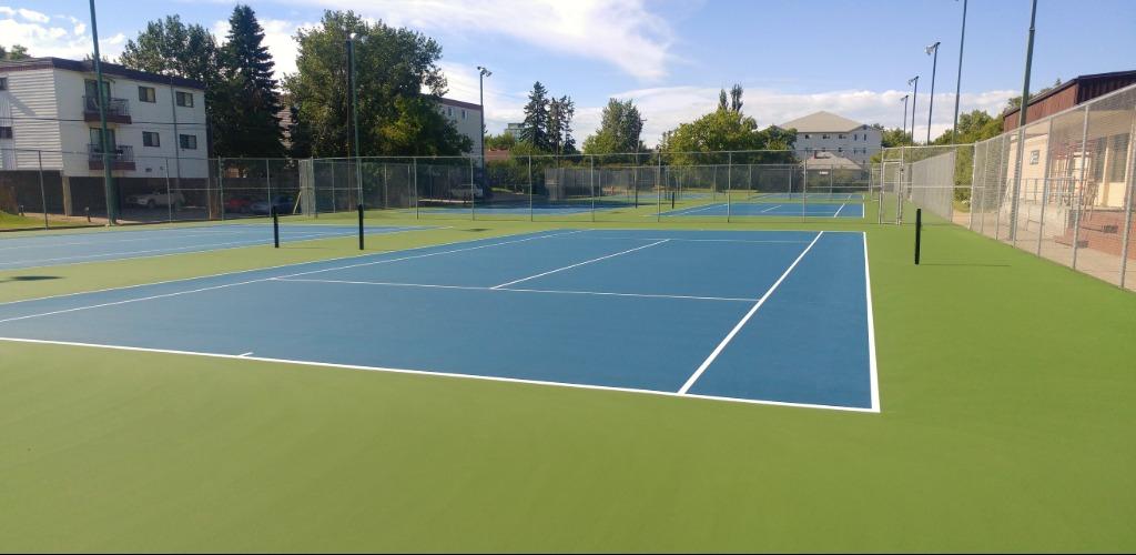 Red Deer Tennis Club