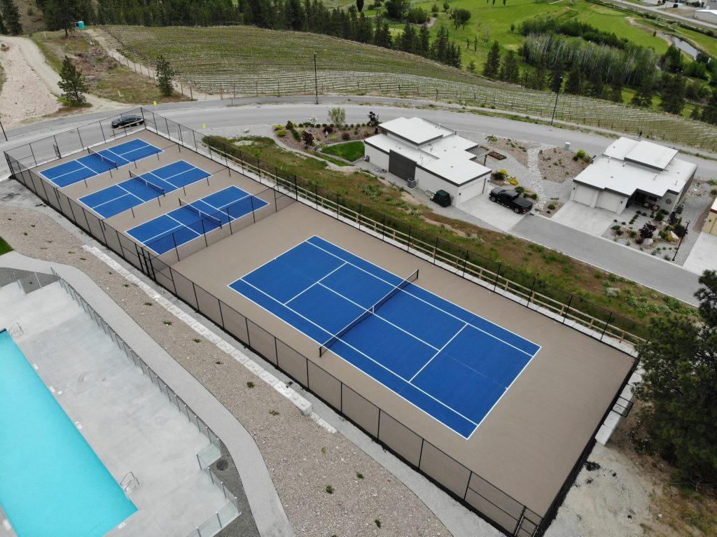 Skaha Hills Tennis Courts