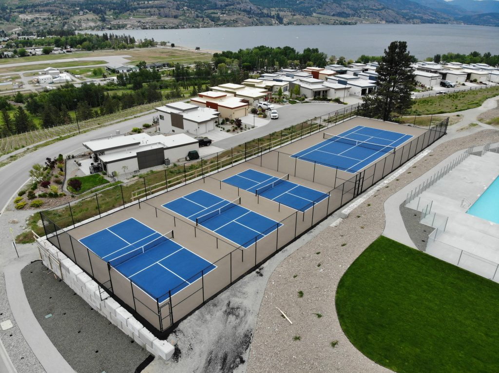 Skaha Hills Pickleball Courts