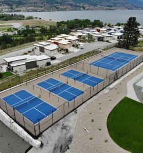 Skaha Hills Pickleball Courts
