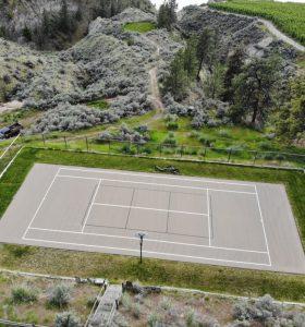 Okanagan Tennis Courts