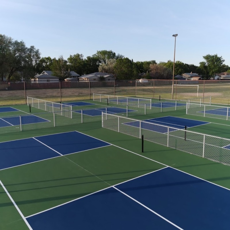 Prairie Pickleball Court