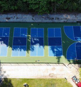 Vancouver Pickleball Basketball Courts